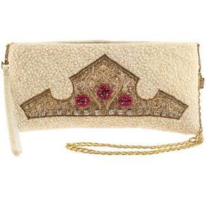 Mary Frances Disney Sleeping Beauty Crown Bag